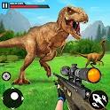Wild Dinosaur Hunting Covert Sniper Shooting icon
