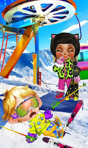 Crazy Winter Trip - Ski Resort