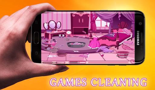Cleaning House Princess Games 3.0.0 screenshots 2