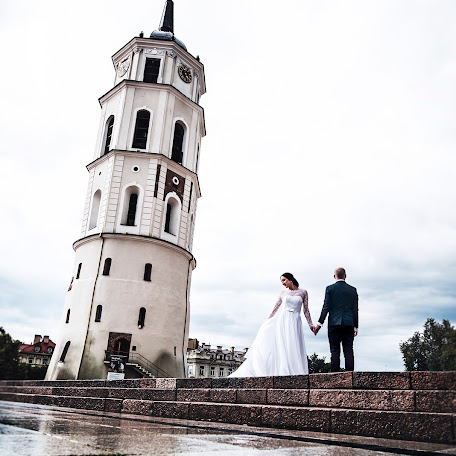 Wedding photographer Erika Butrimanskienė (ErikaButrimansk). Photo of 30.11.2017