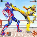 Ninja Robot Fighting Games – Robot Ring Fighting icon