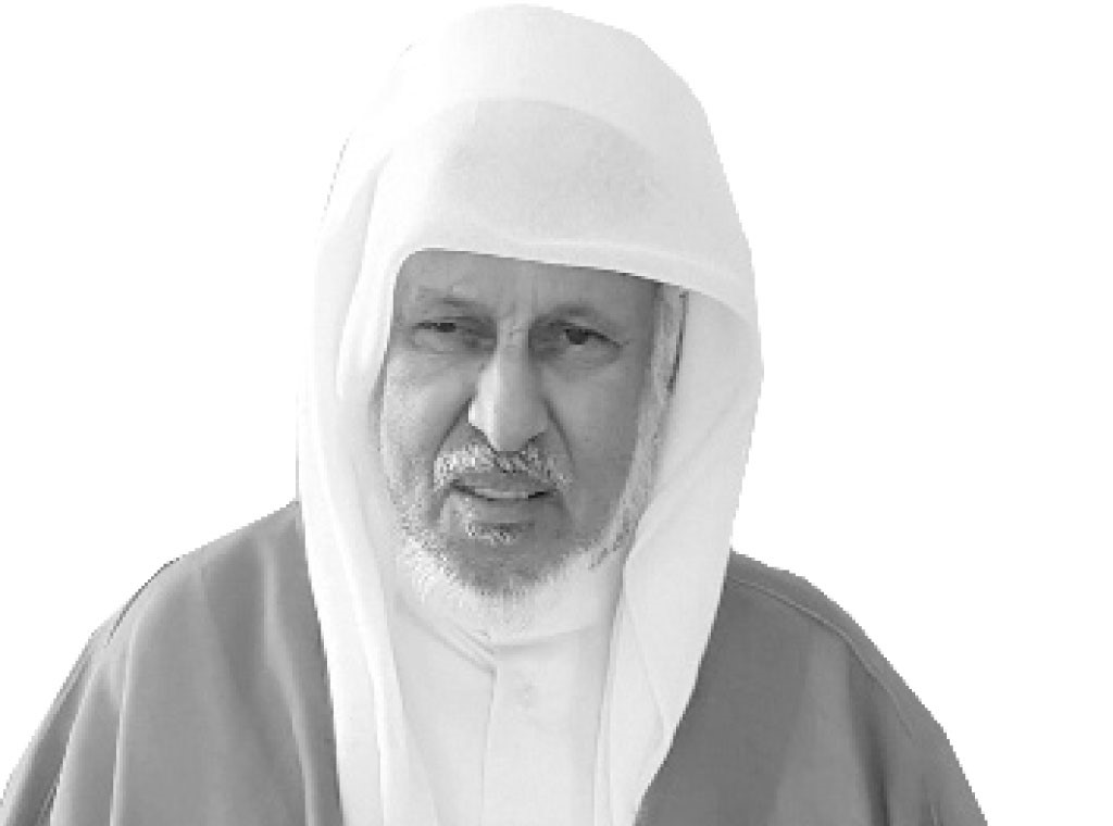 الراحل الشيخ إبراهيم عبد اللطيف السعد