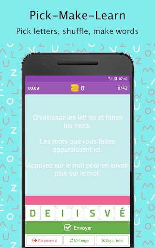 Each Word - French (Chaque Mot) android2mod screenshots 2