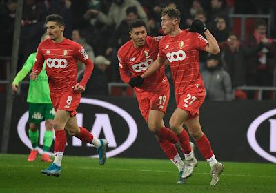 """Mergim Vojvoda après son premier but pour le Standard  : """"Un rêve devenu réalité"""""""