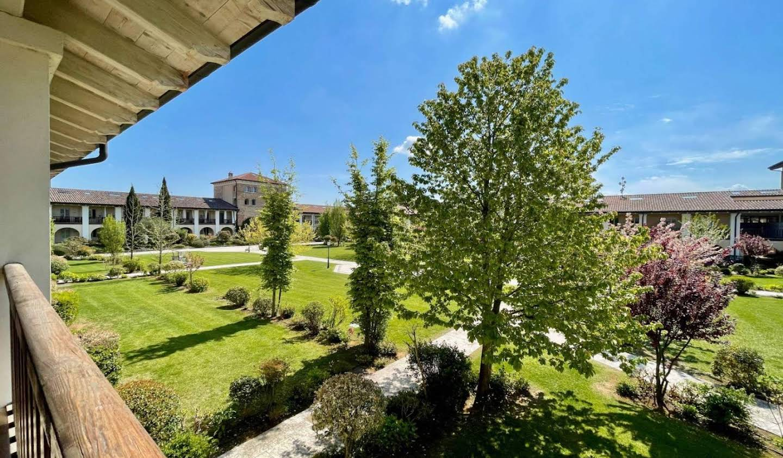 Appartement avec terrasse Pozzolengo