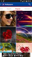 Screenshot of M24 Ringtones Wallpapers Games