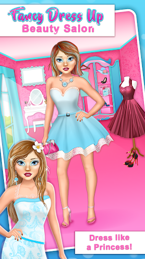 Fancy Dress Up Beauty Salon