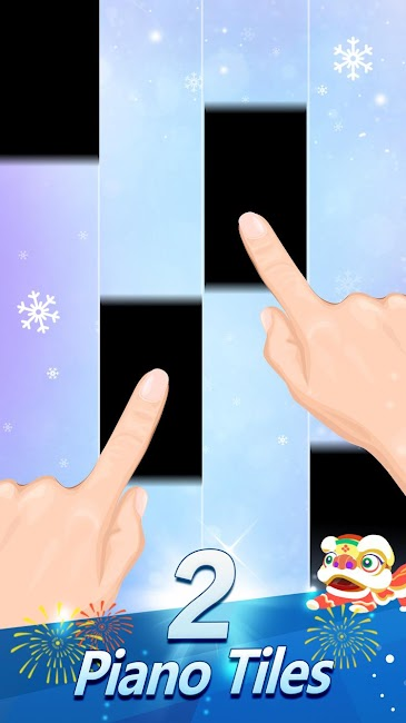 #1. Piano Tiles 2™ (Android)