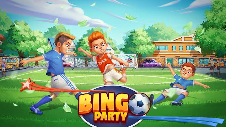 Bingo Party - Free Bingo Games Android App Screenshot