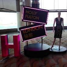 Photo: Fashion Extravaganza display for Holly Fulton