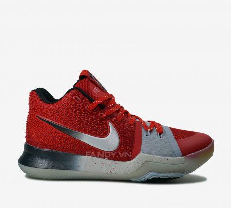 Giày Nike Kyrie 3 PE Red Black Silver