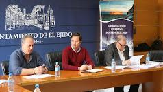 Reunión de la Junta de Gobierno Local en El Ejido.