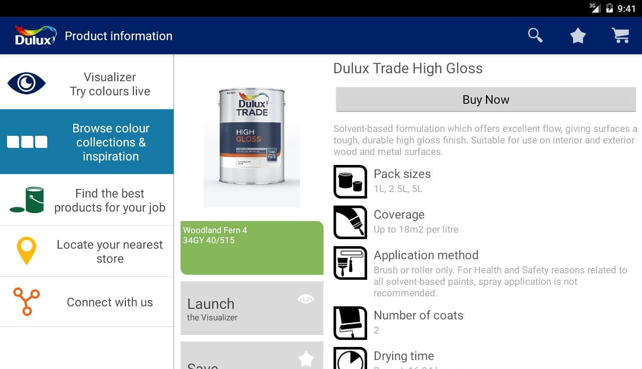 Dulux Visualizer Cy Android Apps On Google Play