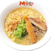Barley Mugi Miso Ebi-Fried Shrimp Ramen
