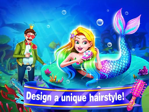 Download Mermaid Secrets22 u2013Princess Hair Salon for Party MOD APK 1