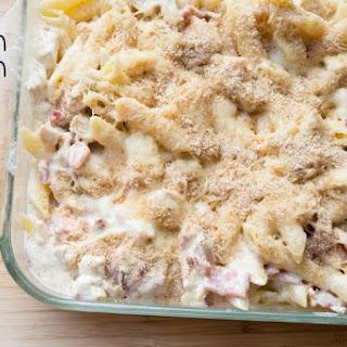 Chicken Cordon Bleu Pasta