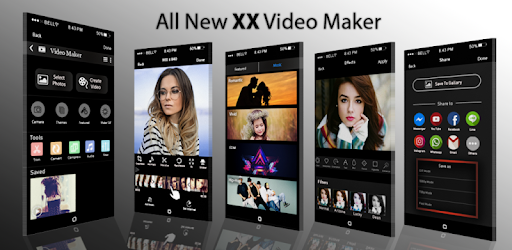 XX Video Maker 2018 - XX Movie Maker with Music for PC