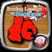 Boxing Lesson Beginner