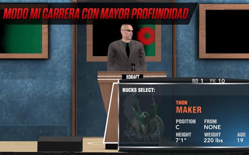 NBA 2K17 para Android