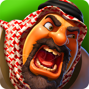 TRIBAL RIVALS V3.0.1 MOD (FREE SKIPPING) APK