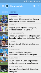 Biancocelesti News - screenshot thumbnail