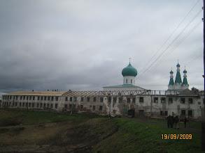Photo: Вид на Троицкий комплекс (корпуса где размещалась псих. больница)