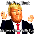 Mr. President - Memory Game with fun