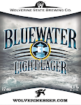 Wolverine State Bluewater Light Lager