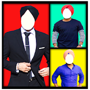 Sikh Men Photo Suit New