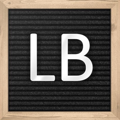 Letterboard Me