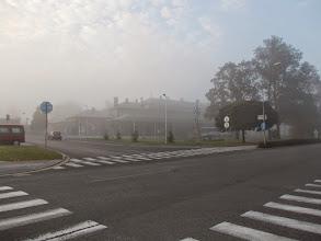 Photo: nádraží v Náchodě před odjezdem
