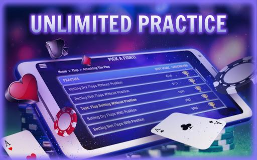 Poker Fighter - Free Poker Trainer 1.2.42 {cheat|hack|gameplay|apk mod|resources generator} 2