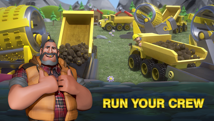 Planet Gold Rush Screenshot Image