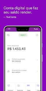 Nubank Screenshot