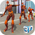 Super Speed Games: Flash Lightning Speed Superhero icon