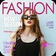 Magazine Photo Frames Editor