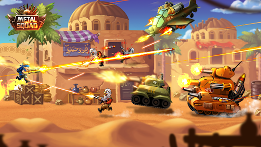 Metal Squad 1 0 8 APK for Android