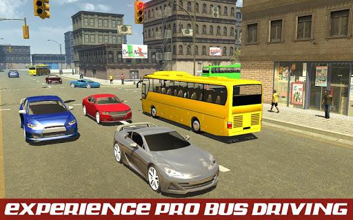 長途汽車司機模擬器3D