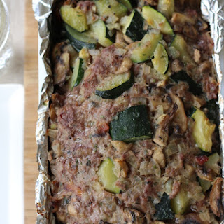 Summer Breakfast Meatloaf (egg free, nut free)