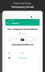 Temp Mail APK Download – Free Instant Temporary Email Address 9