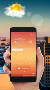 Weather Widget apk screenshot 2
