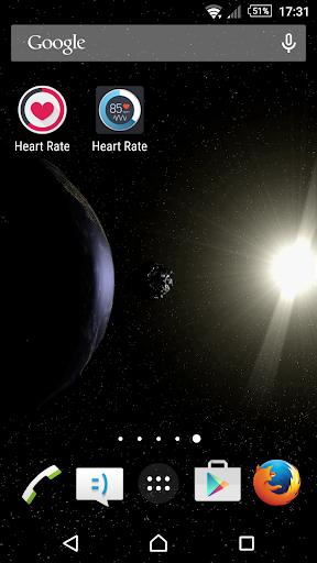 Meteor 3D Live Wallpaper HD