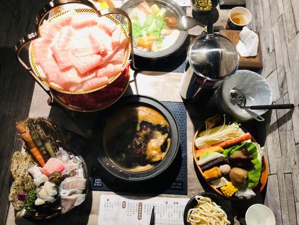 中壢嗑肉石鍋-就是一直吃鍋啊