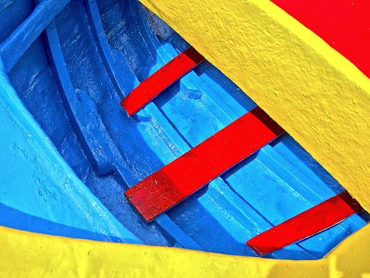 Una barca a colori di Pinco_Pallino