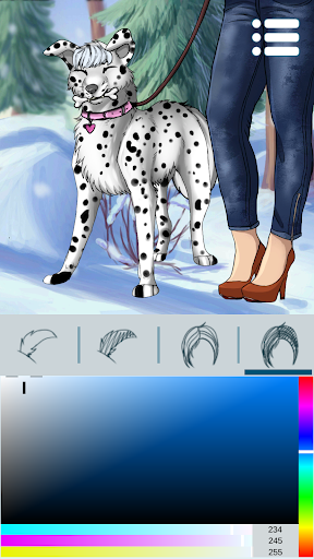 Avatar Maker: Dogs screenshot 2
