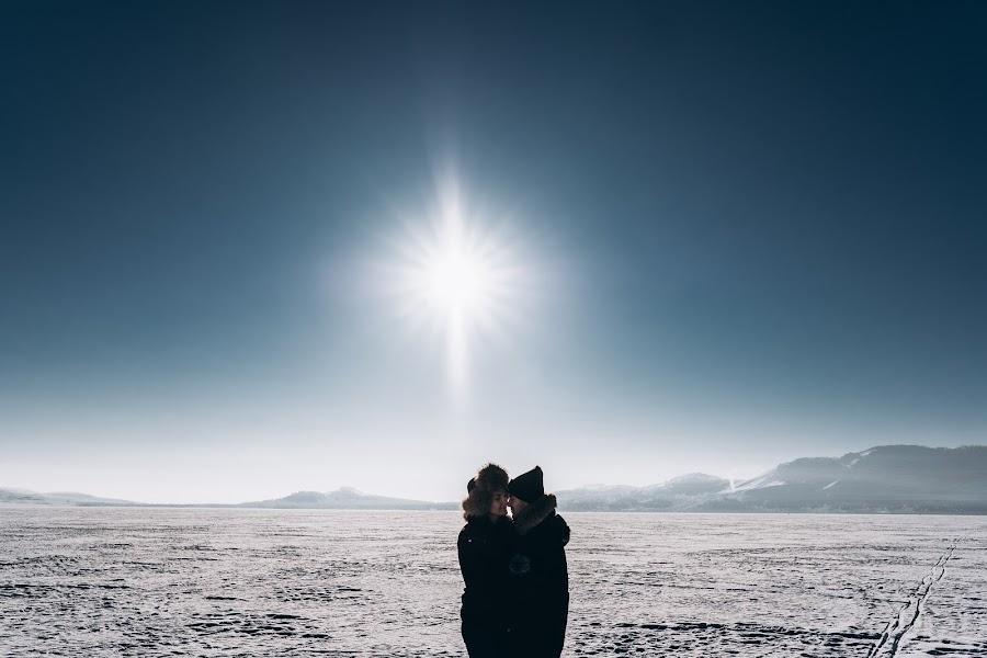 Свадебный фотограф Александр Сычёв (alexandersychev). Фотография от 07.01.2018