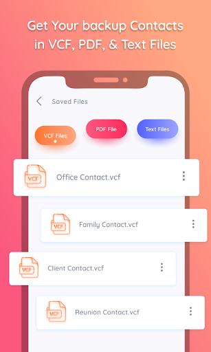 Deleted Contact Recovery 1.2 screenshots 4
