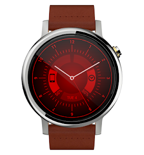 Battery Wear Watch Face- screenshot thumbnail