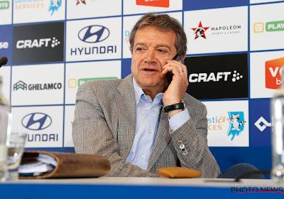 La Gantoise voudrait organiser des matchs de préparation en juillet et accueillir 5.000 supporters dès le mois d'août