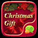 GO SMS CHRISTMAS GIFT THEME icon